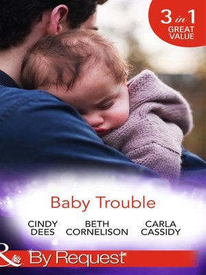 cover image of Baby Trouble