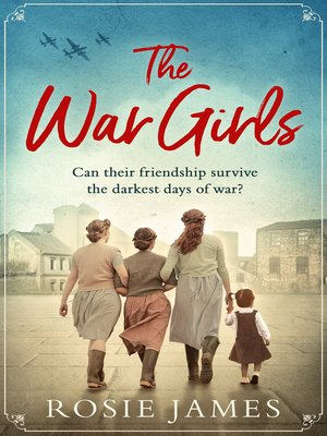 cover image of The War Girls