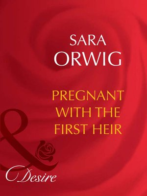 cover image of Pregnant with the First Heir