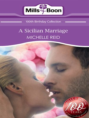 cover image of A Sicilian Marriage