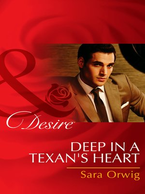 cover image of Deep in a Texan's Heart