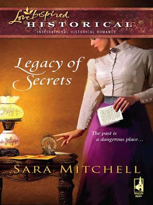 cover image of Legacy of Secrets
