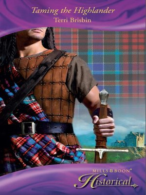 cover image of Taming the Highlander