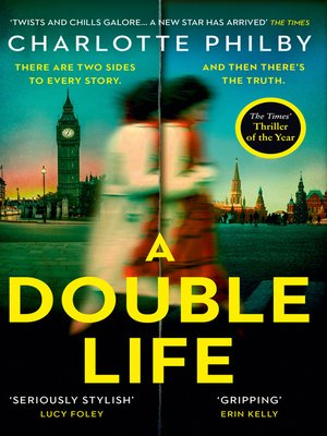 cover image of A Double Life