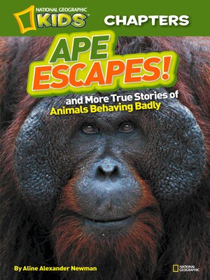 cover image of Ape Escapes
