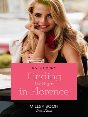 cover image of Finding Mr Right In Florence