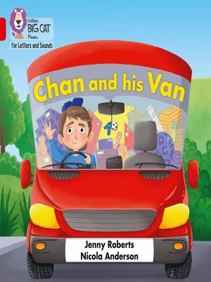 cover image of Collins Big Cat Phonics for Letters and Sounds – Chan and his Van