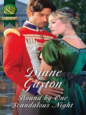 cover image of Bound by One Scandalous Night