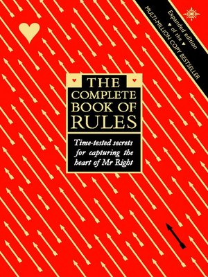 cover image of The Complete Book of Rules