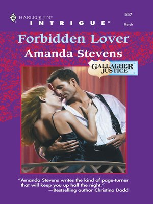 cover image of Forbidden Lover