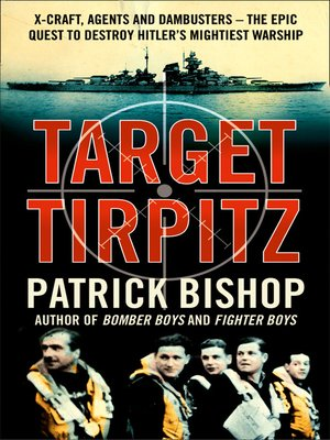 cover image of Target Tirpitz