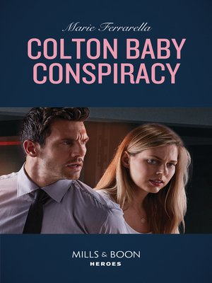 cover image of Colton Baby Conspiracy