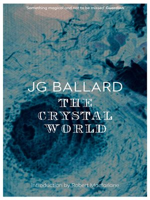cover image of The Crystal World
