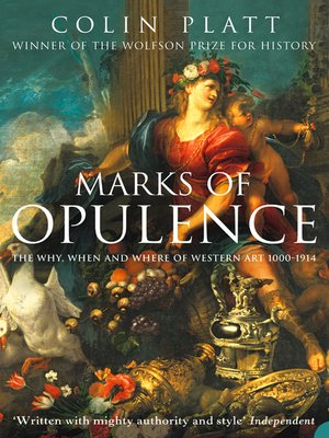 cover image of Marks of Opulence