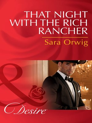 cover image of That Night With the Rich Rancher