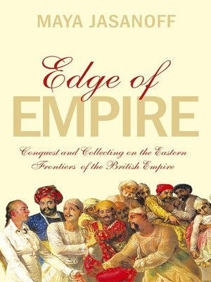 cover image of Edge of Empire