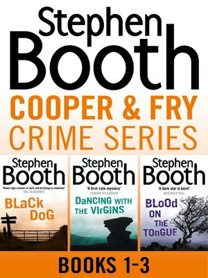 cover image of Cooper and Fry Crime Fiction Series Books 1-3