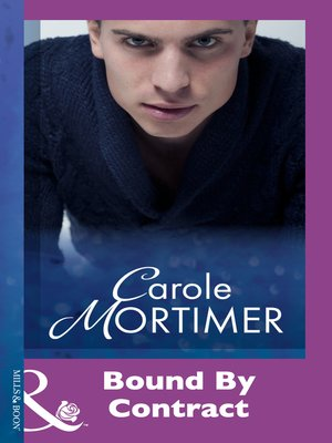cover image of Bound by Contract