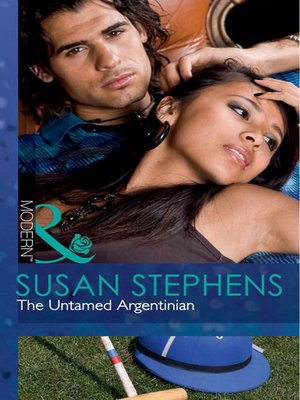 cover image of The Untamed Argentinian