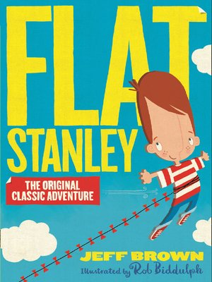 cover image of Flat Stanley