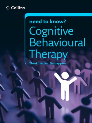 cover image of Cognitive Behavioural Therapy