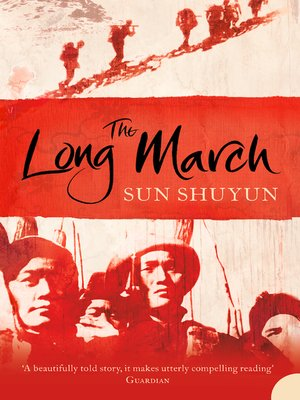 cover image of The Long March