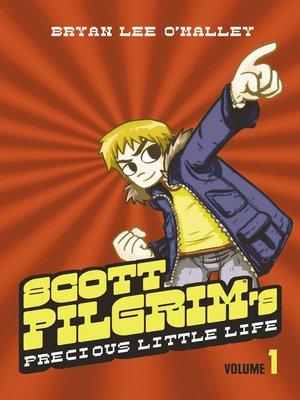 cover image of Scott's Pilgrim's Precious Little Life