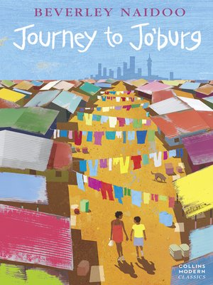 cover image of Journey to Jo'Burg