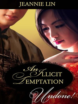 cover image of An Illicit Temptation