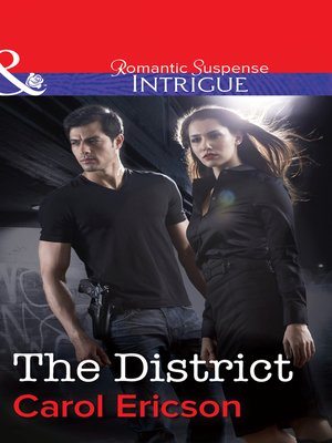 cover image of The District