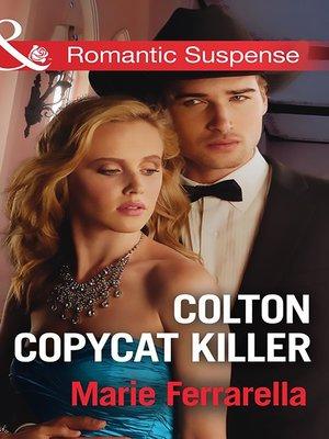 cover image of Colton Copycat Killer