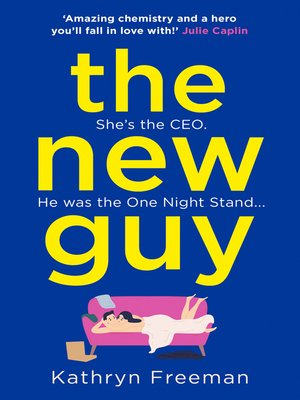 cover image of The New Guy
