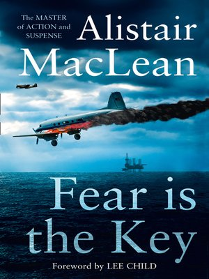 cover image of Fear is the Key