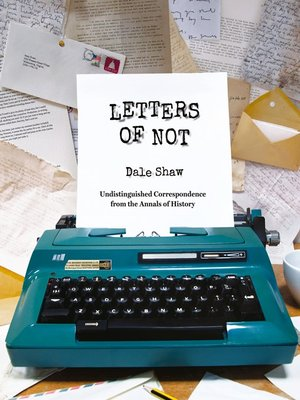 cover image of Letters of Not
