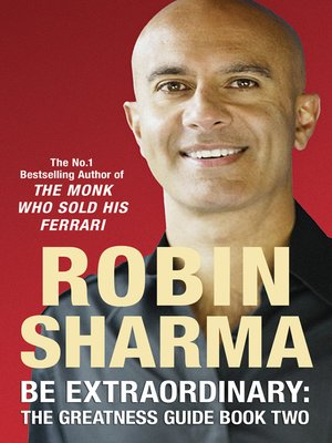 cover image of Be Extraordinary