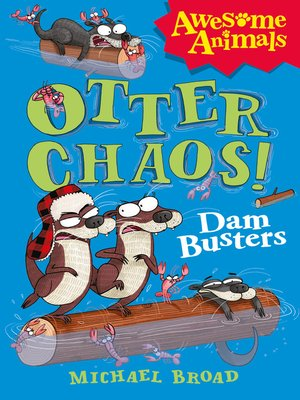 cover image of Otter Chaos!