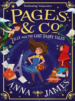 cover image of Tilly and the Lost Fairytales
