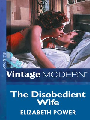 cover image of The Disobedient Wife