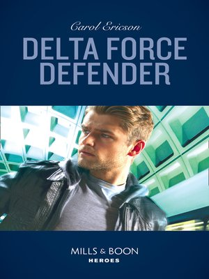 cover image of Delta Force Defender