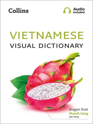 cover image of Vietnamese Visual Dictionary