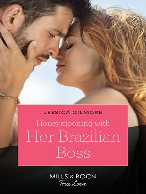 cover image of Honeymooning With Her Brazilian Boss