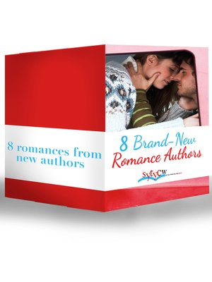 cover image of 8 Brand-New Romance Authors
