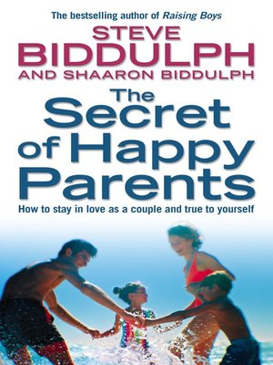 cover image of The Secret of Happy Parents