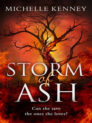 cover image of Storm of Ash