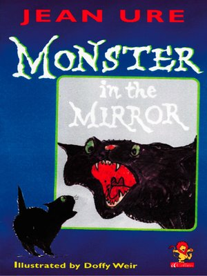 cover image of Monster in the Mirror
