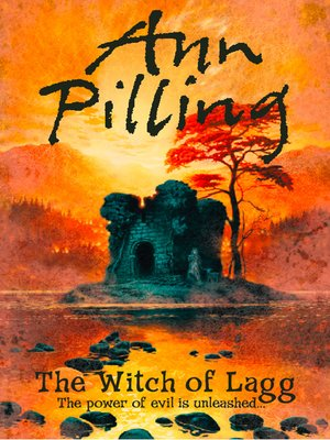 cover image of The Witch of Lagg