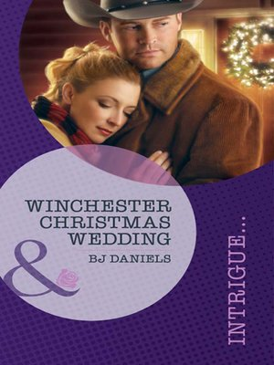 cover image of Winchester Christmas Wedding