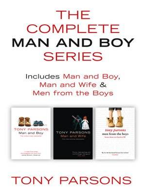 cover image of The Complete Man and Boy Trilogy