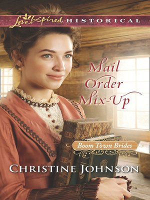 cover image of Mail Order Mix-Up