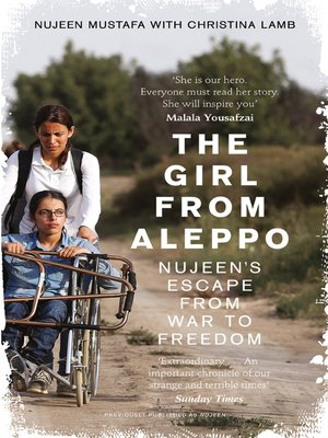 cover image of The Girl From Aleppo